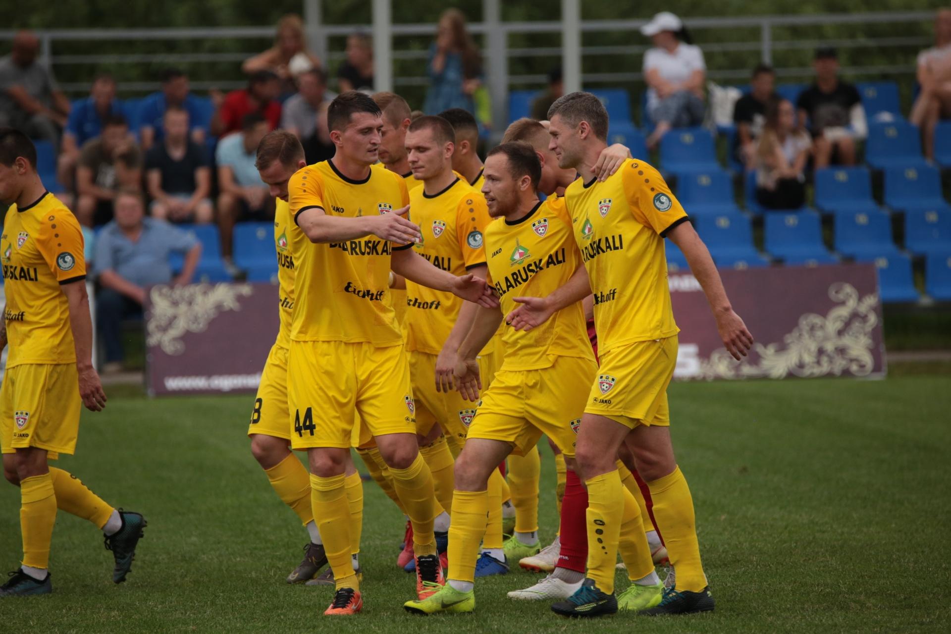 ФК Шахтер Солигорск | Match | Смолевичи - Шахтер Солигорск 0:2